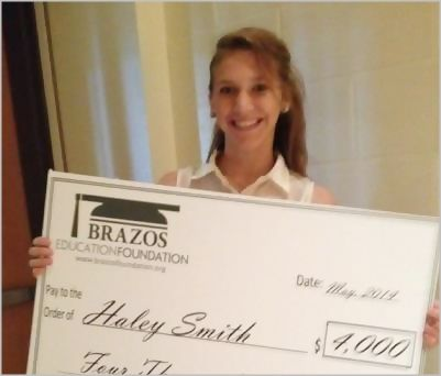 Haley Smith - LaVega High School Graduate