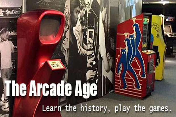 The Arcade Age Exhibit