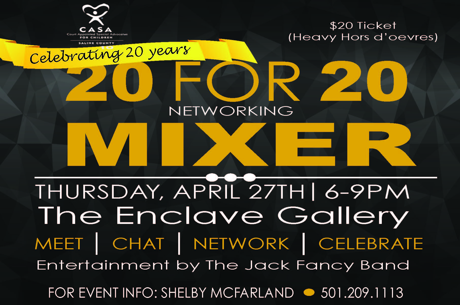 20 for 20 Mixer