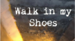 Image of walk in my shoes logo
