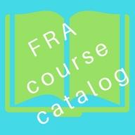 FRA Course Catalog