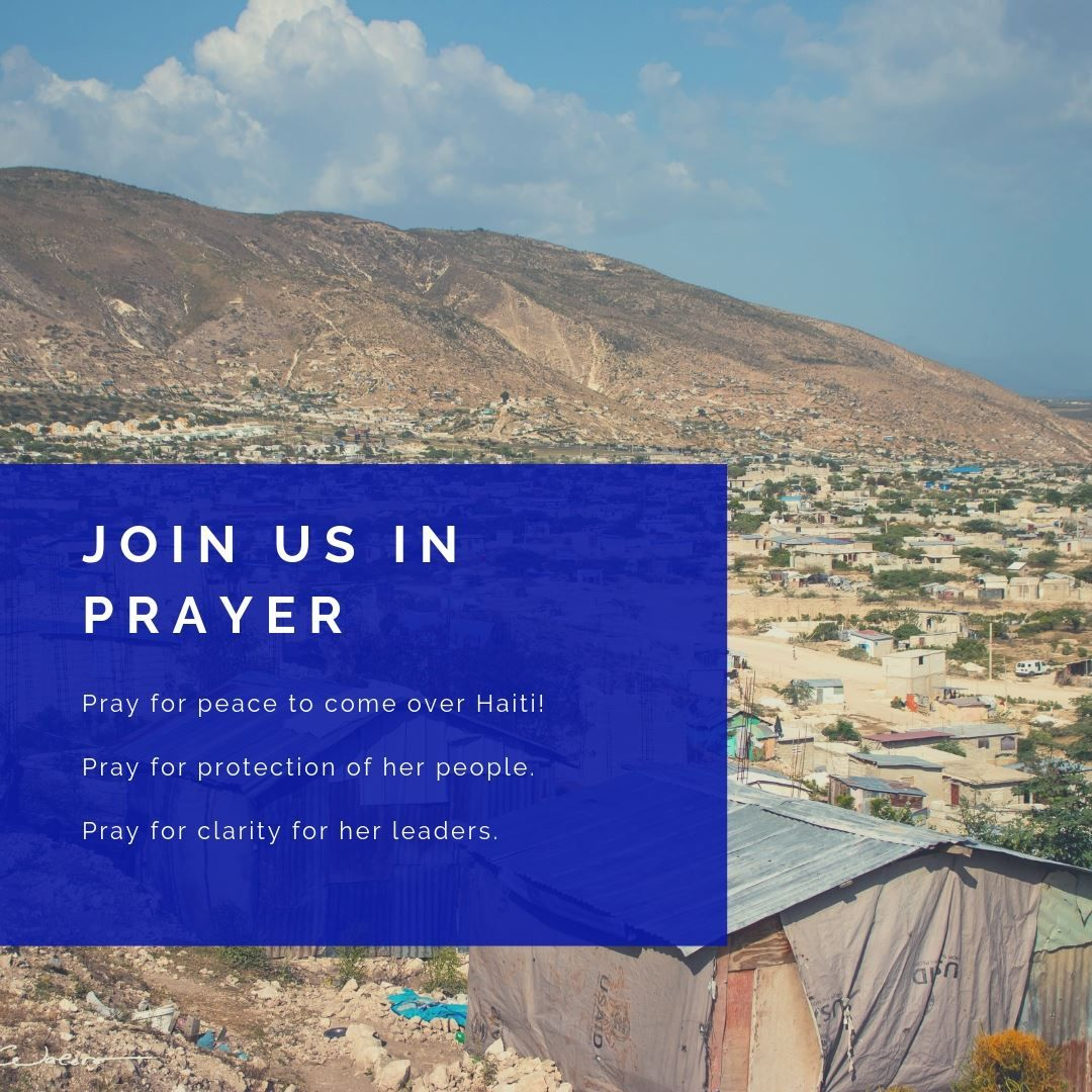 Prayers For Haiti