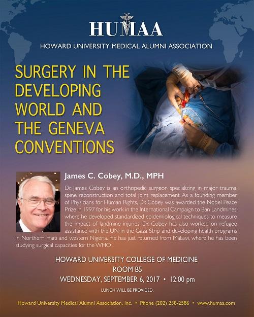 Dr. James C. Cobey - September 6, 2016 (PDF)