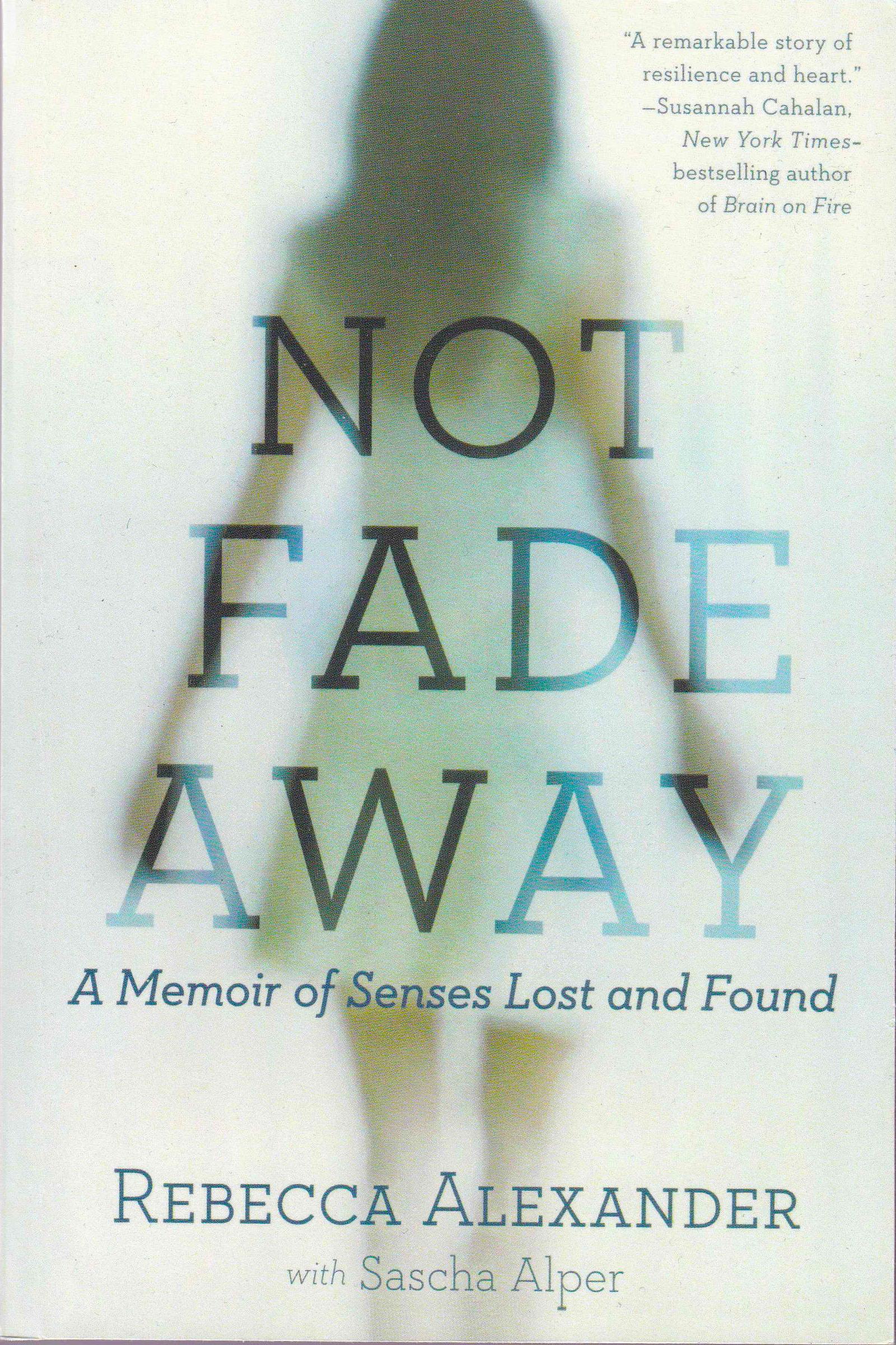 A memoir of senses lost and found