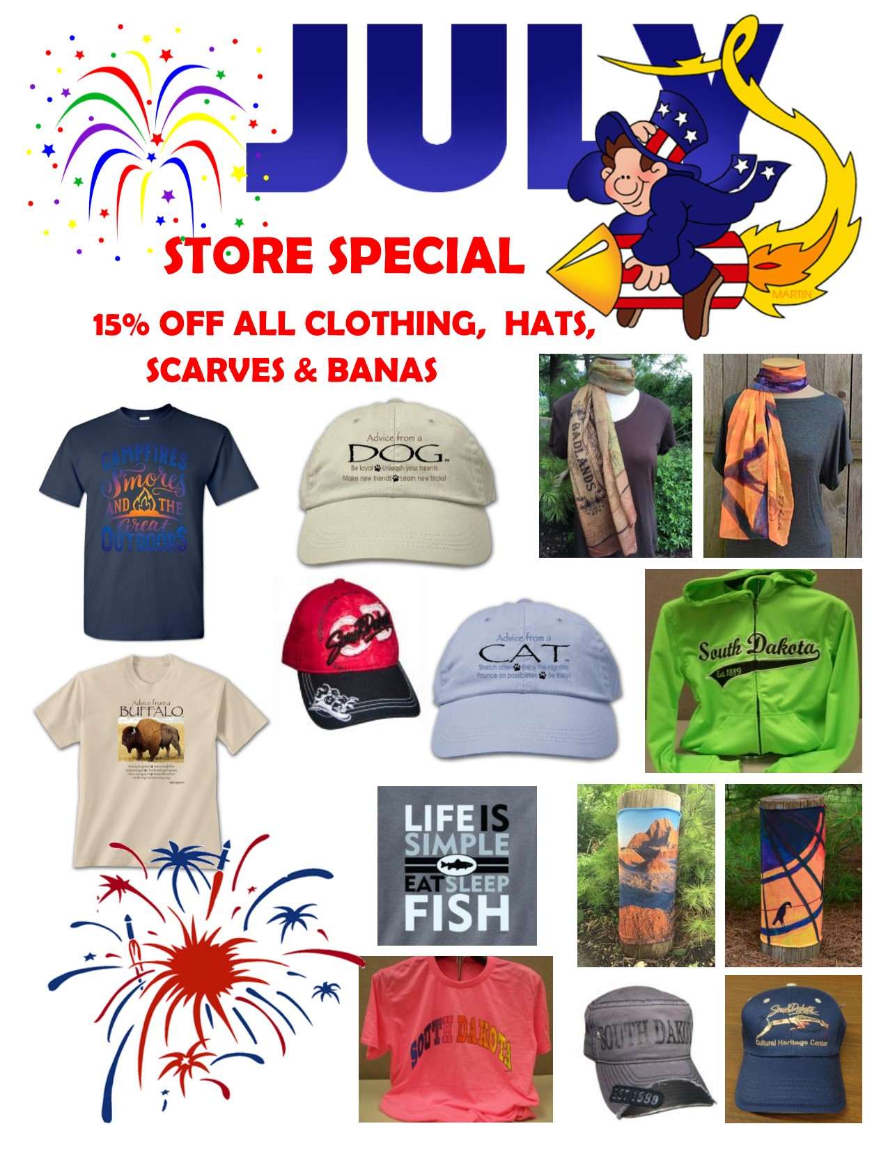 June Store Special