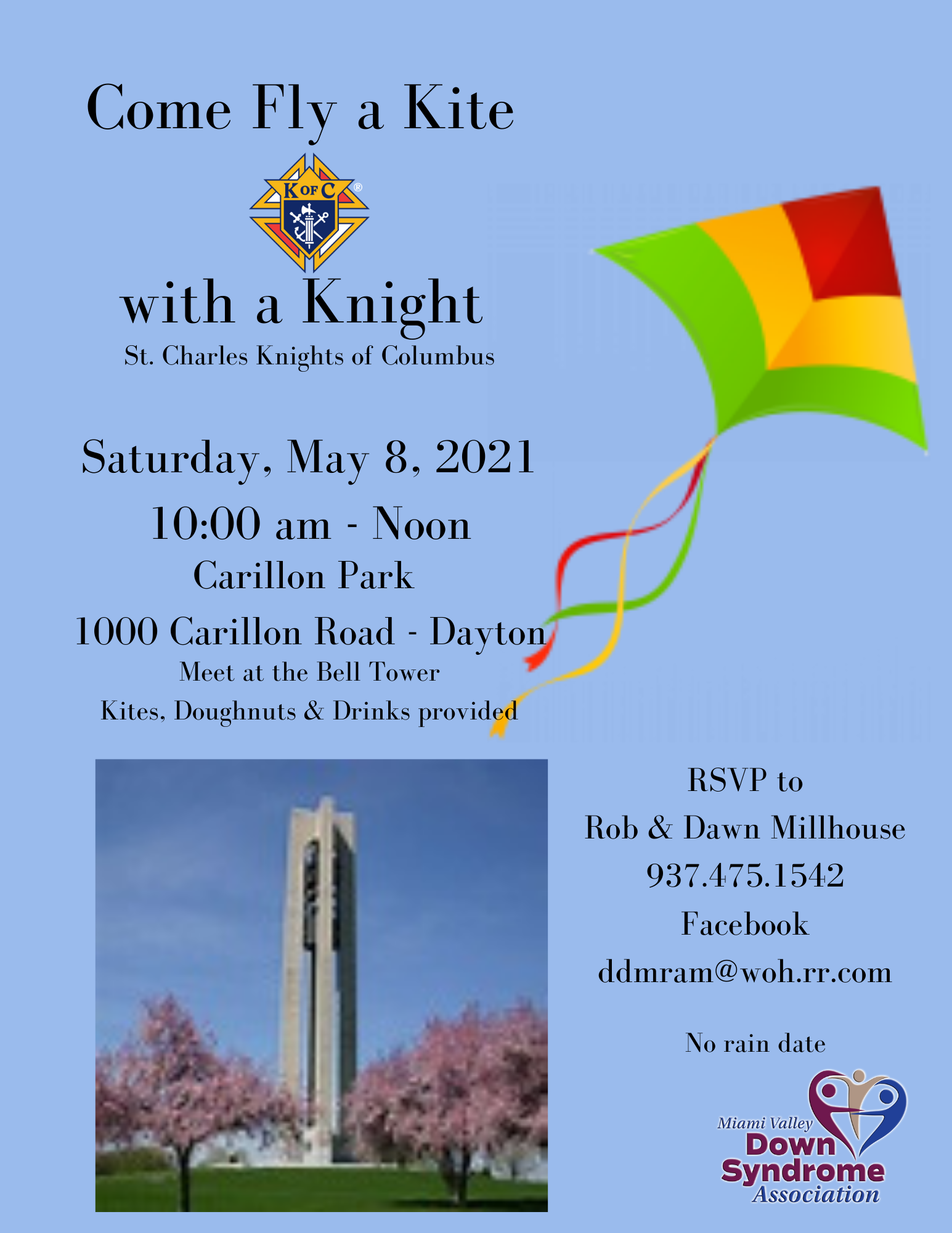 Come Fly a Kite with a Knight