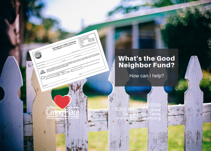 What is the Good Neighbor Fund?