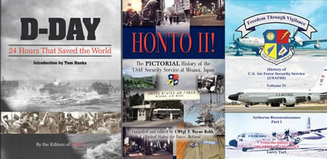 Military Related Books (posted 12/5/12)