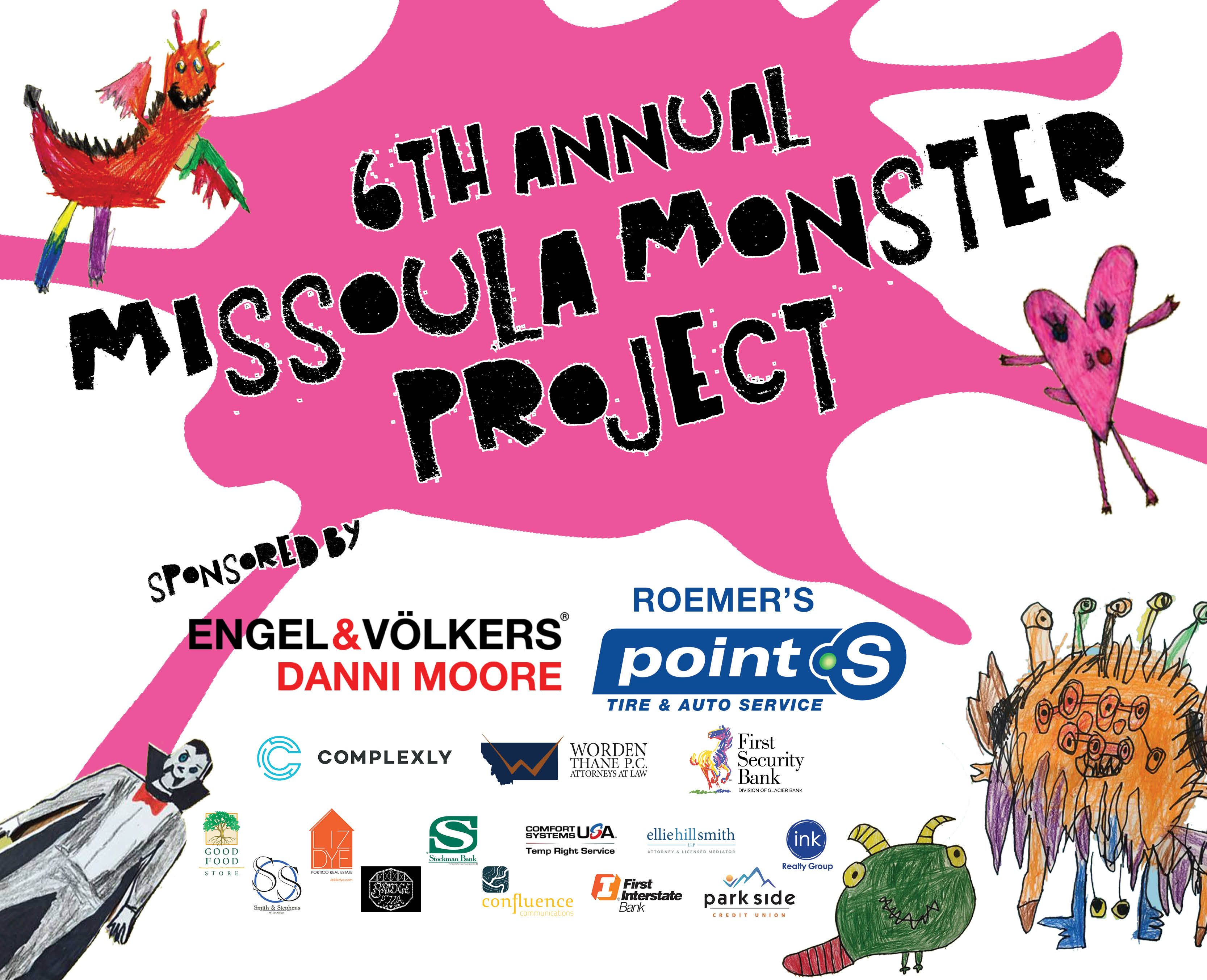 6th Annual Missoula Monster Project Online