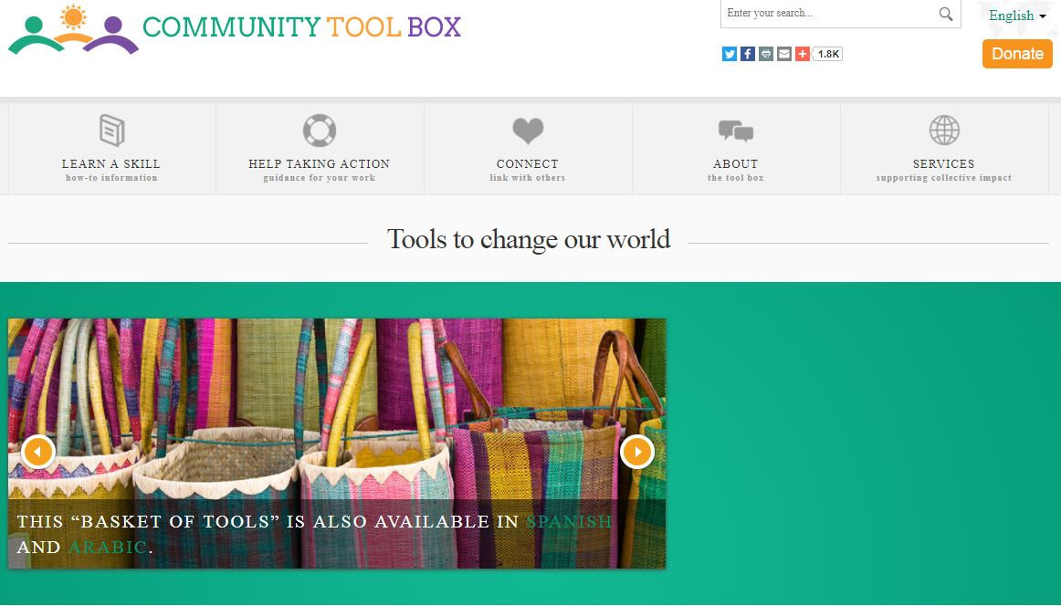 The Community Toolbox (2013)