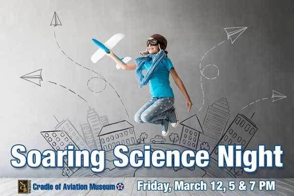 Soaring Science Night