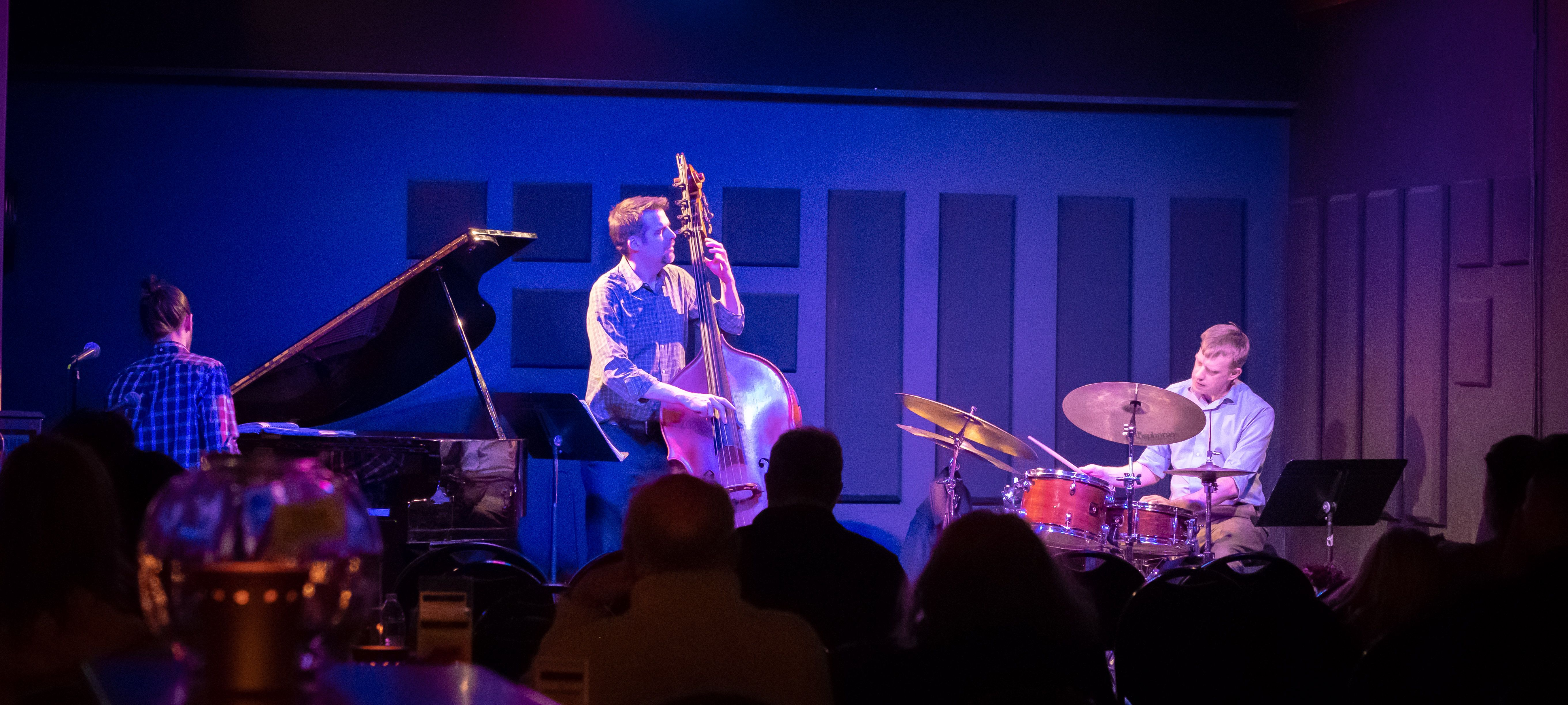 Eugene's Home for Live Jazz