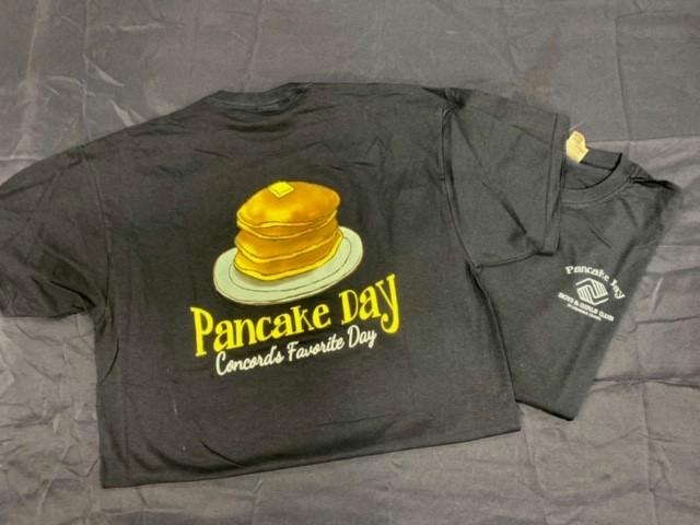Original Pancake Day Short Sleeve