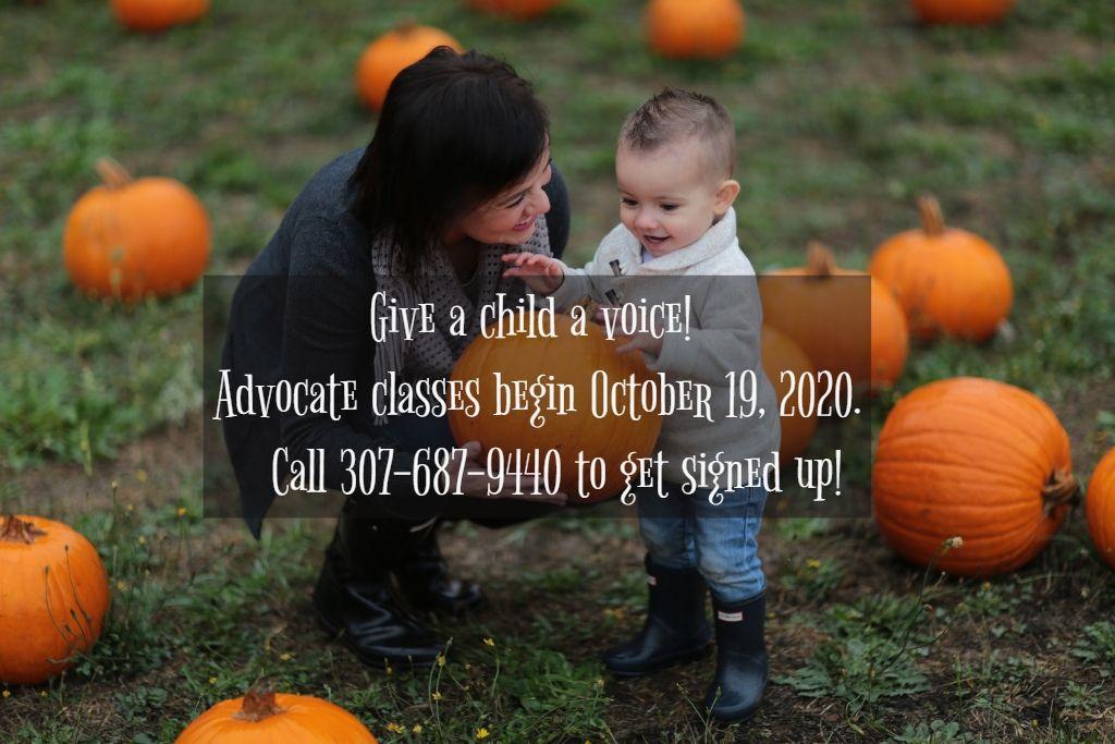 October 2020 classes