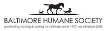 Baltimore Humane Society Testimonial Logo