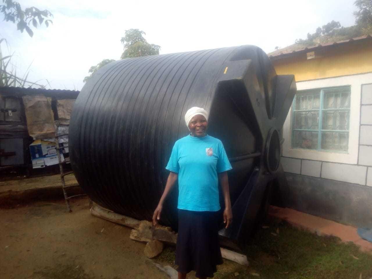 Veronica Ndindi's Celebration Story