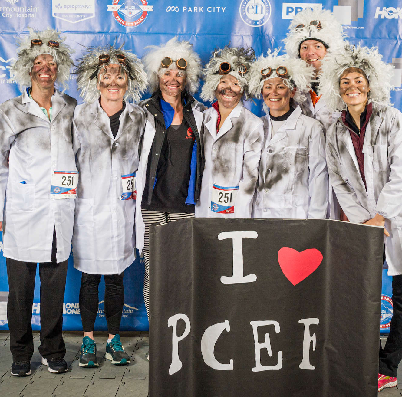 PCEF's Running with Ed Relay Race Canceled