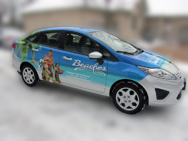 Sandals Resort_Ford Fiesta