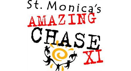 St. Monica's Amazing Chase XI
