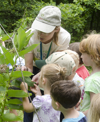 Registration Underway for Adkins Arboretum's Summer Nature Camps