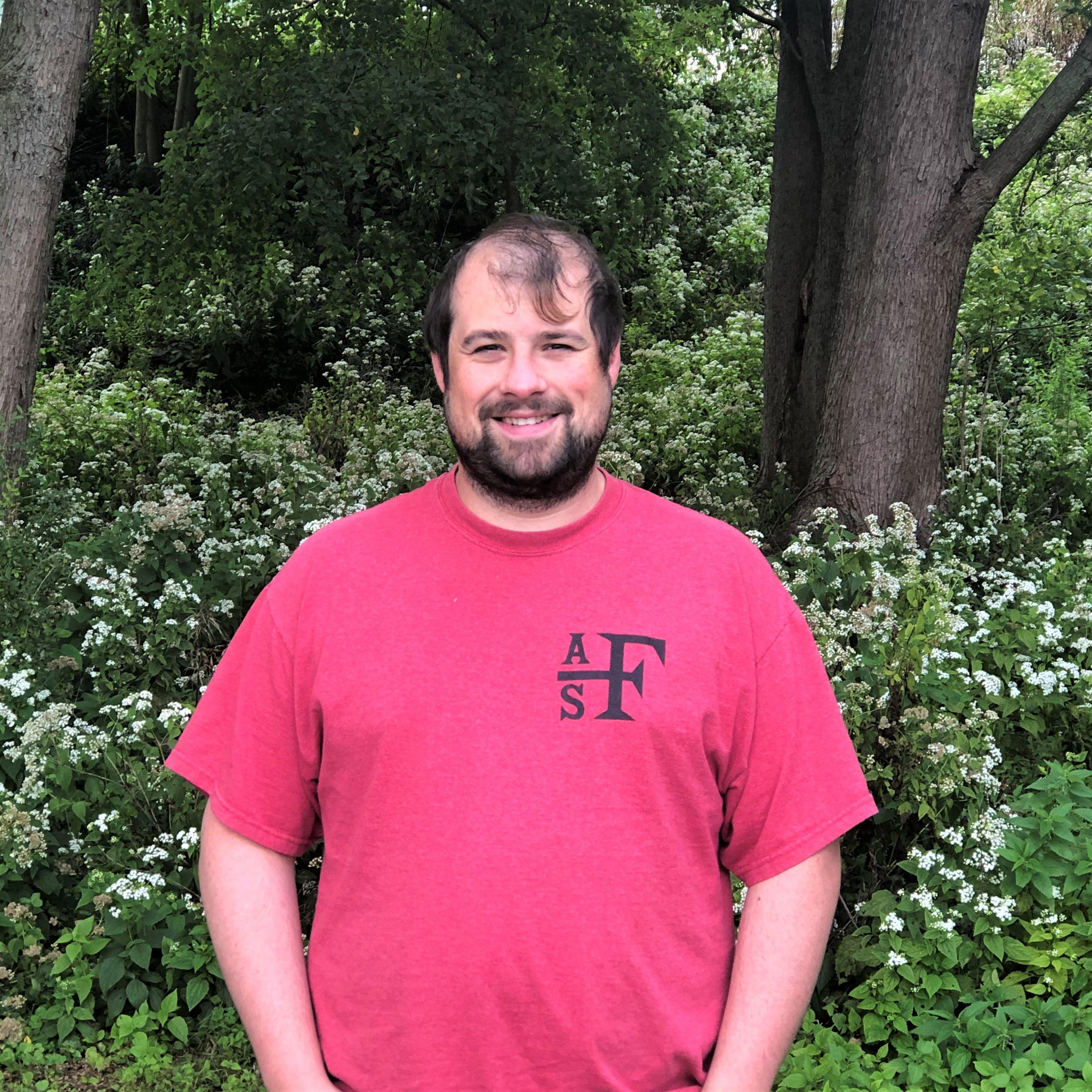 Kyle Seitz, District Technician