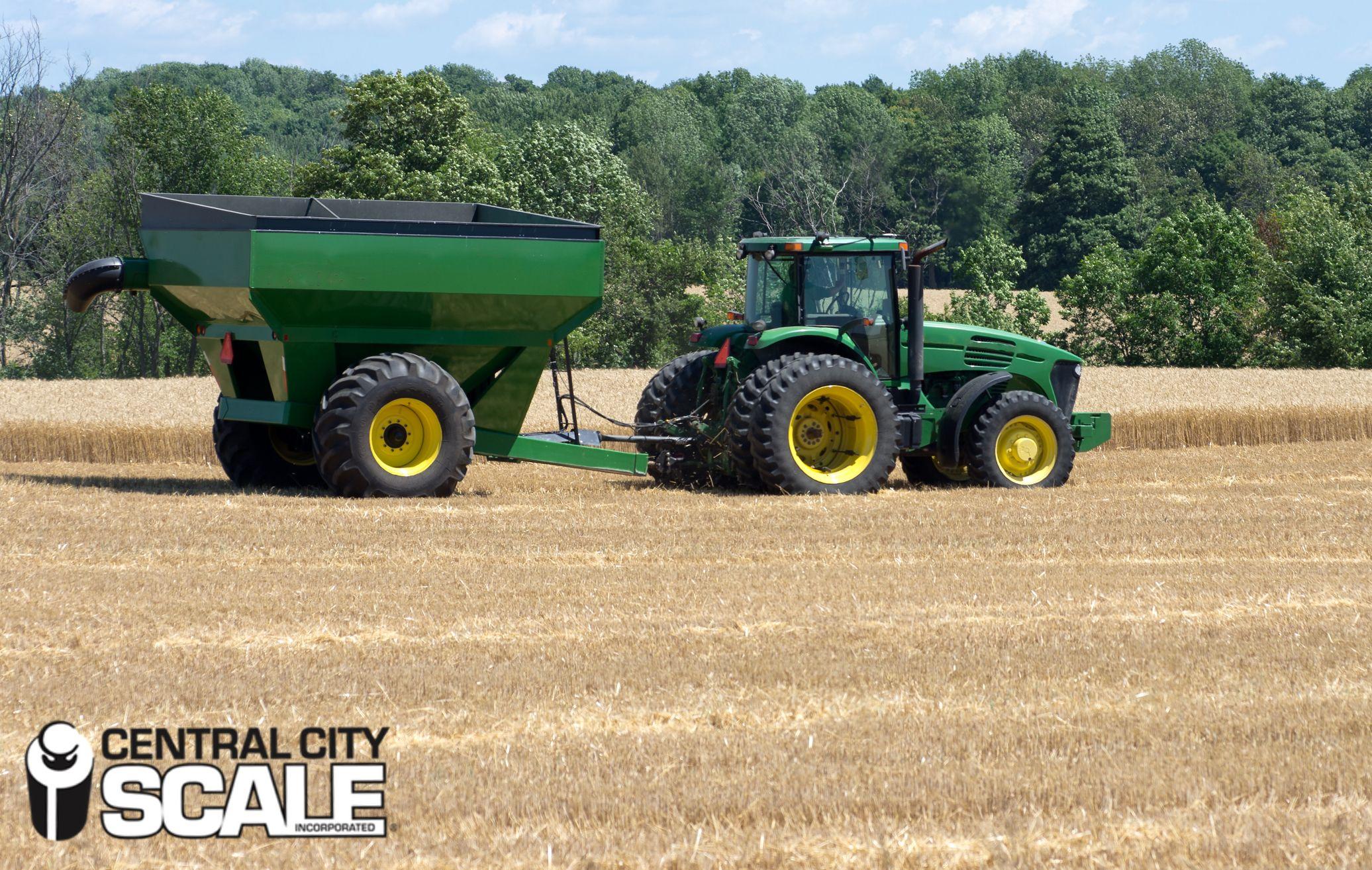 Grain Cart Scales
