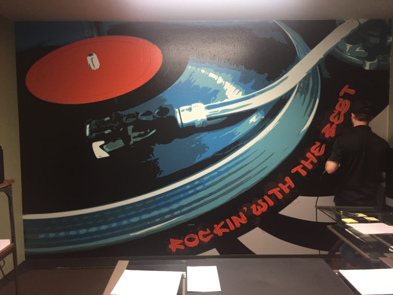 Office Wall Graphics | Orange County CA