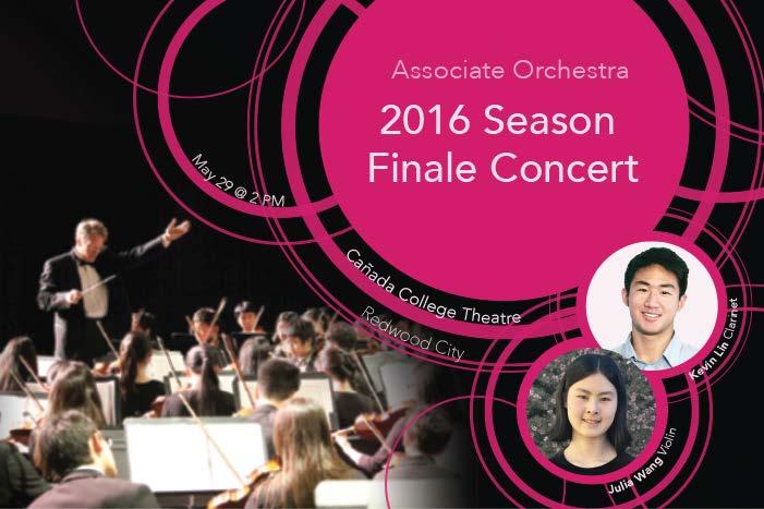2016 Associate Orchestra Season Finale