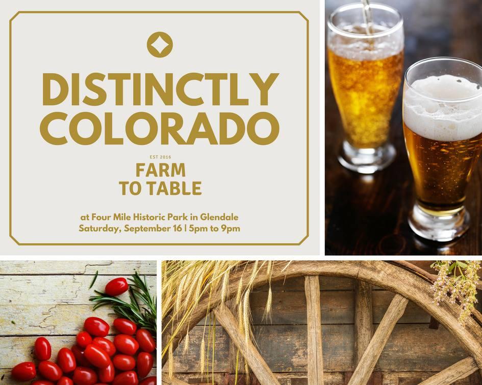 Distinctly Colorado | Farm To Table