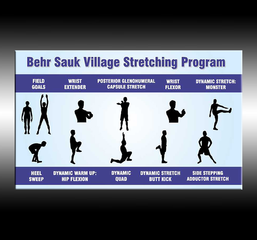 Behr Sauk Village Stretch