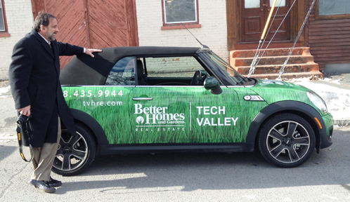Miguel Berger Better Homes & Gardens Real Estate Tech Valley MINI 1