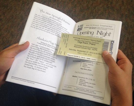 My Night at the Symphony