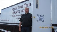 Orphan Grain Train helps St. John Lutheran Church of Pilger, NE