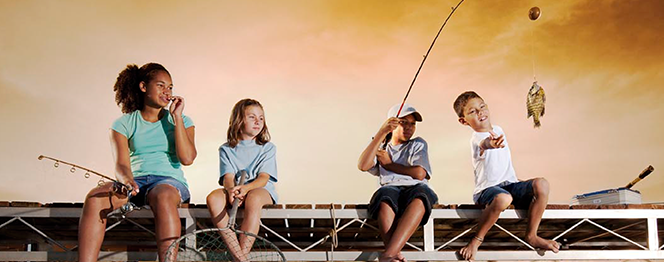 Why is Fishing Good for Kids?