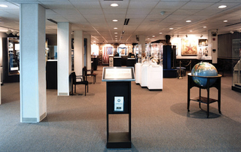 1993: National Cryptologic Museum opened to NSA/CSS personnel, their families, & to other members of Intelligence Community.