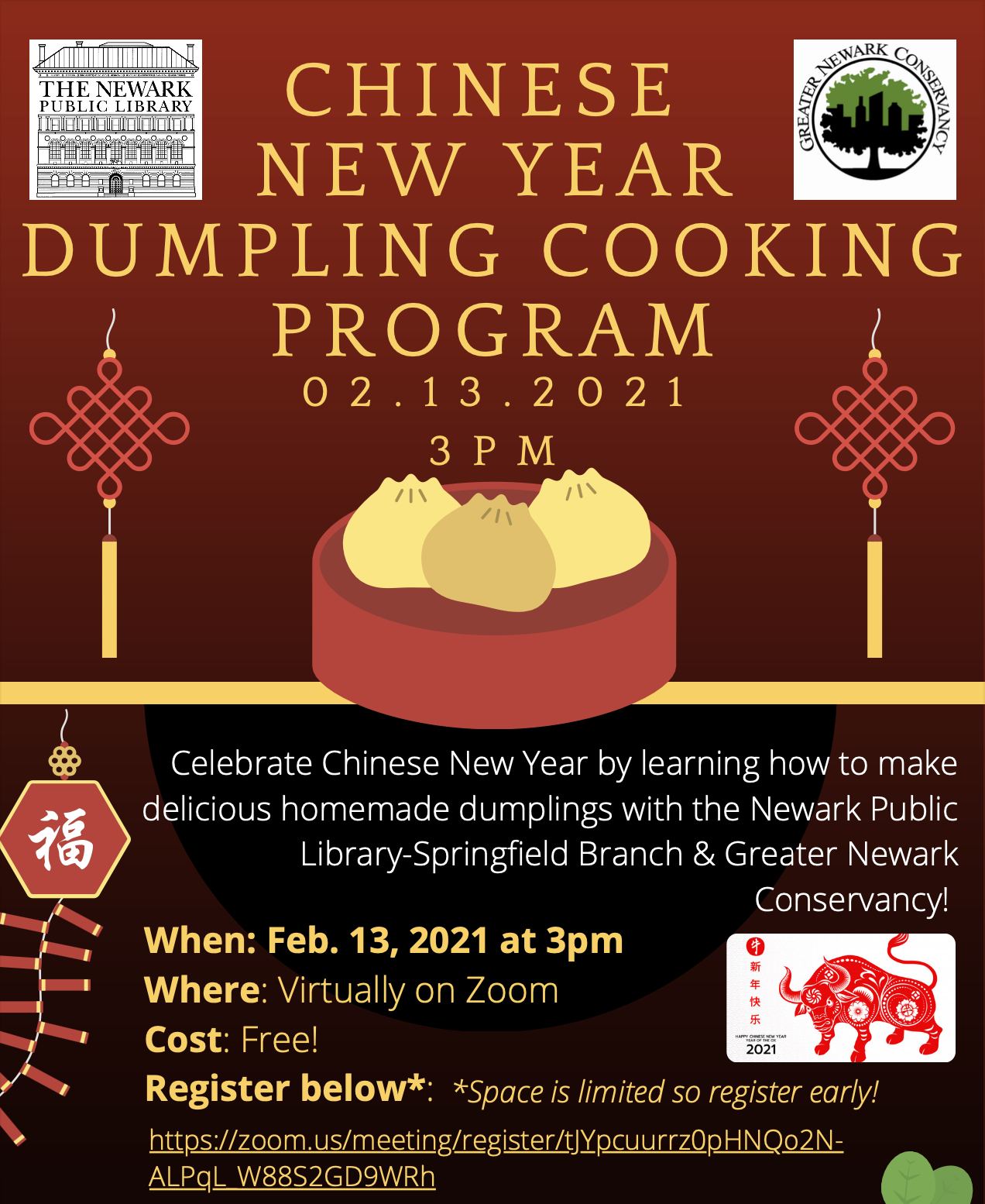 Chinese New Year Dumpling Cooking