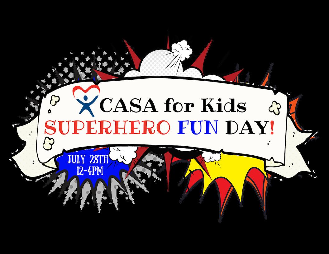 Superhero Fun Day