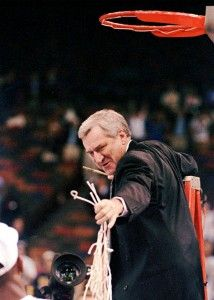 Dean Smith: Cutting Down the Net