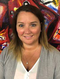 Angela Harding, Volunteer and Events Coordinator