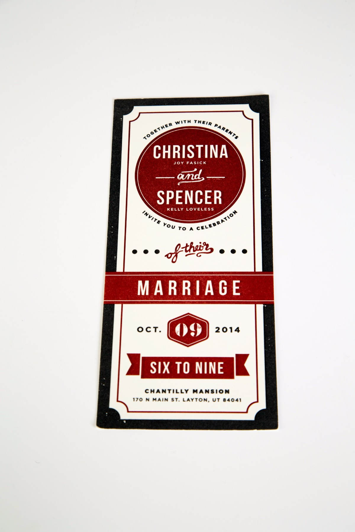 wedding invitation printers salt lake city - 28 images - sugarhouse ...