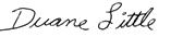 Duane Little Signature