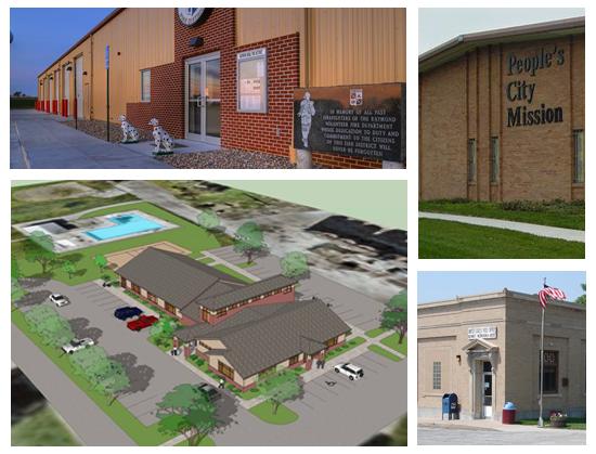 Architectural Design Associates Portfolio Municipal