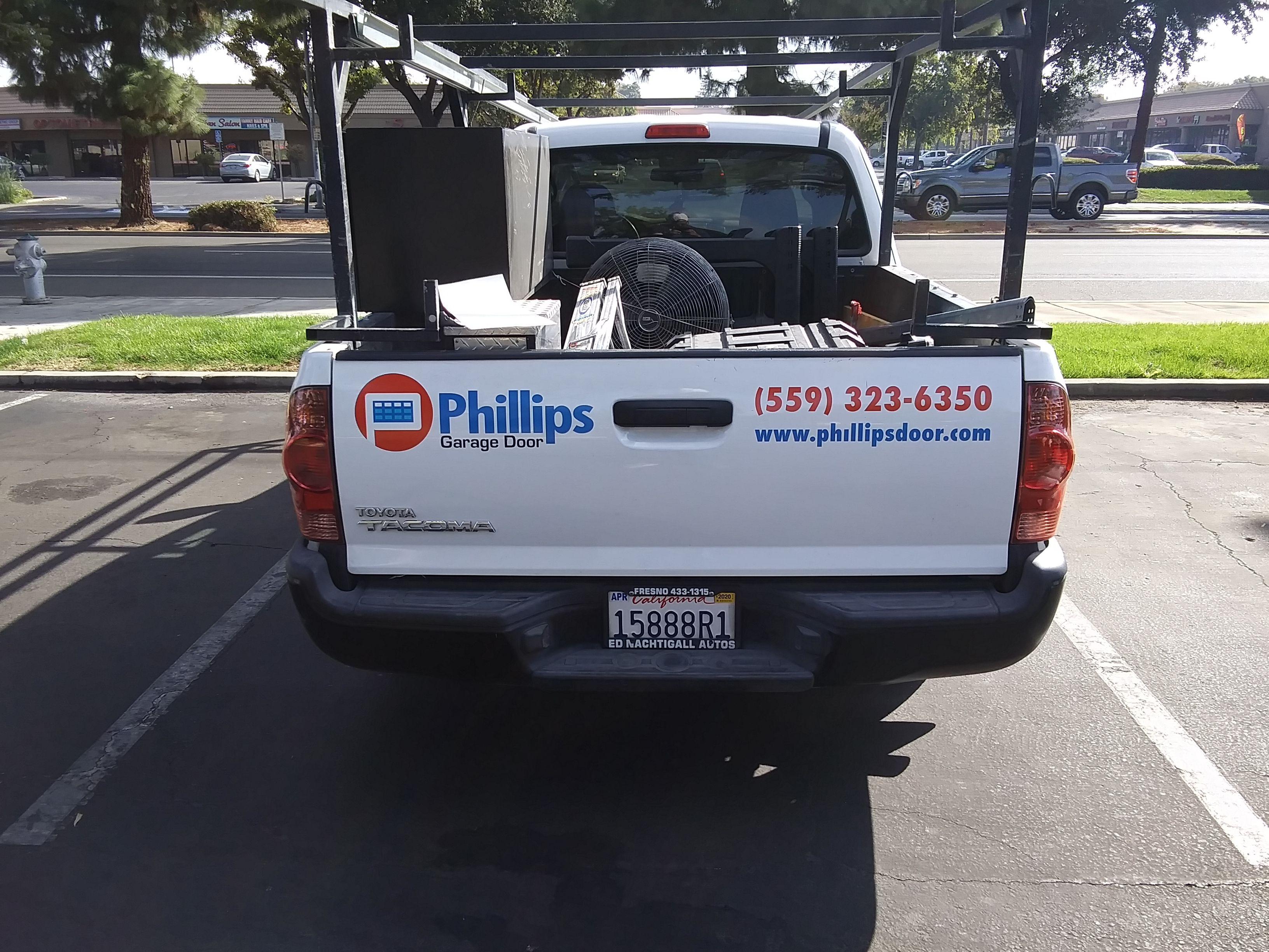 Phillips Garage Door