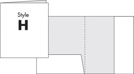 Vertical Pocket Folder