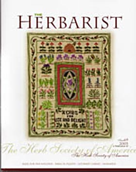 The Herbarist 2003