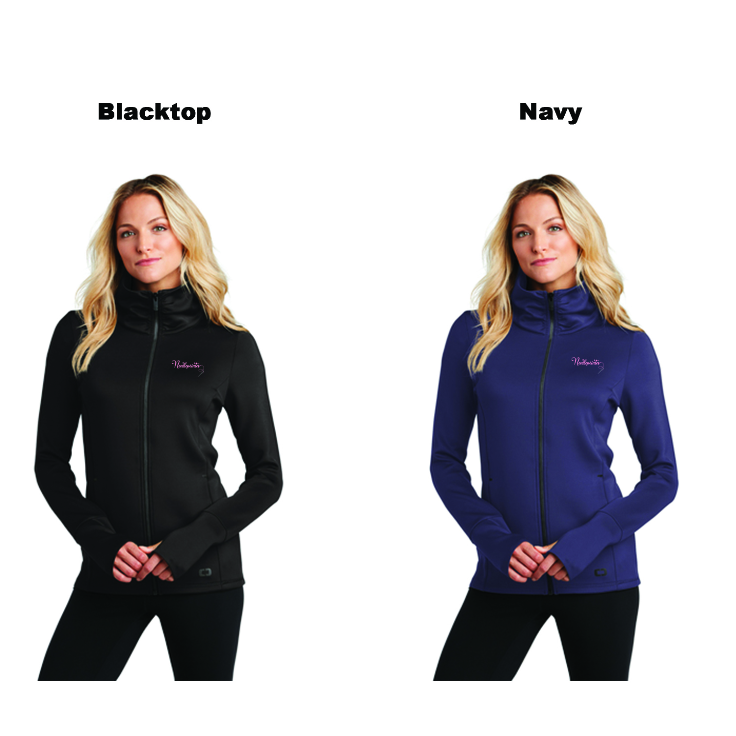 OGIO ® ENDURANCE Ladies Modern Performance Full-Zip