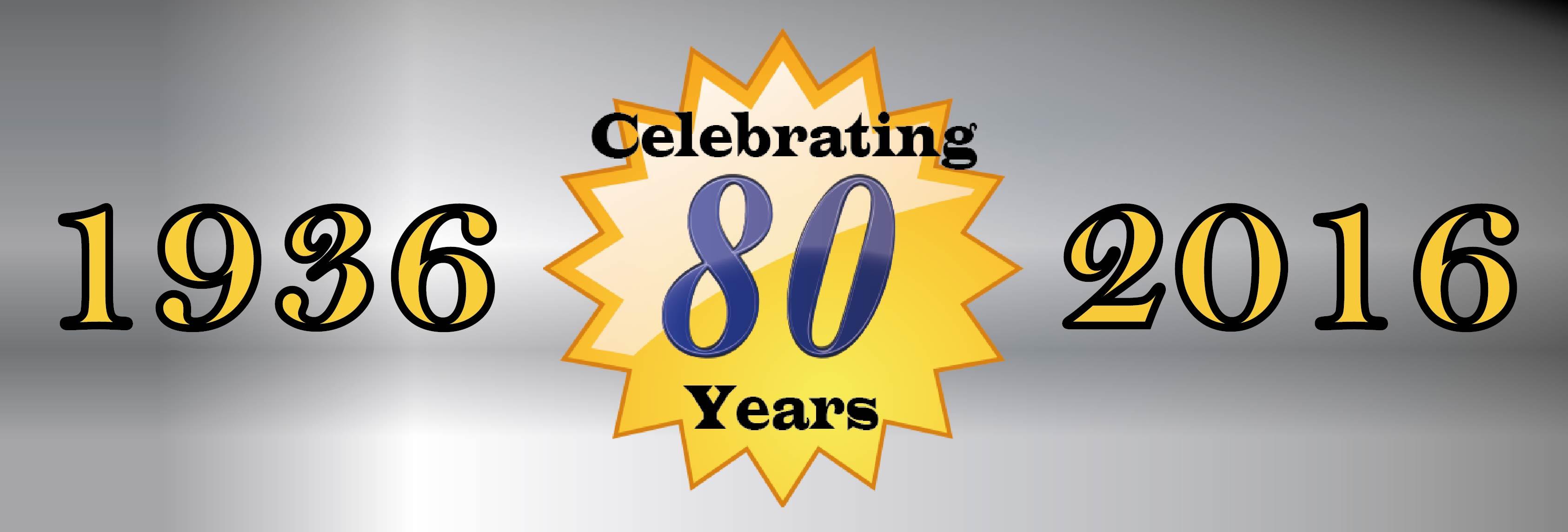 80 Years