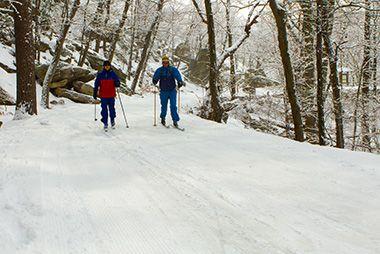 Ski/Snowshoe