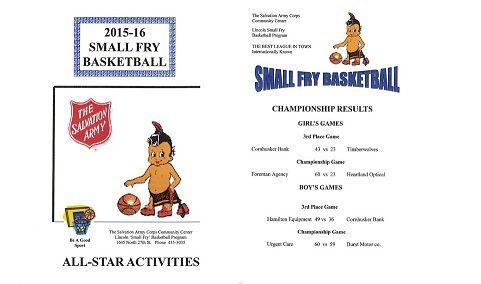 Small Fry Brochure