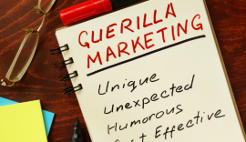 Guerrilla Marketing Is Not Dead: 10 Ideas to Get Your Nonprofit Started